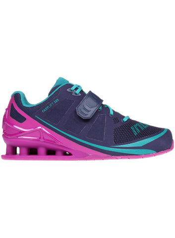 Inov-8 Women's Fastlift 325 - Navy/Purple/Teal - Fitshop - 1