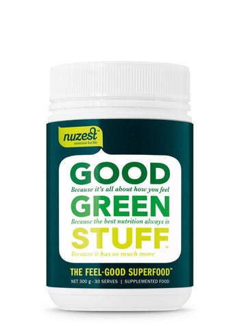 Nuzest Good Green Stuff 300g - Fitshop - 1