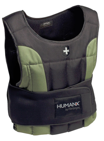 HumanX by Harbinger - 20lb/9kg Weighted Vest - Fitshop - 1