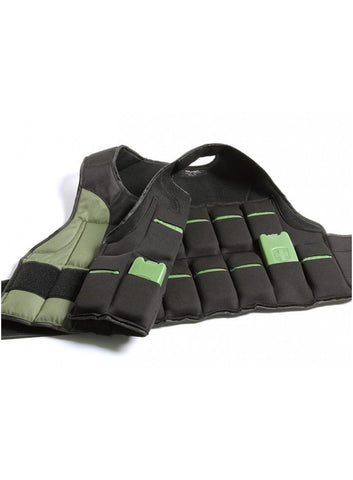 HumanX by Harbinger - 20lb/9kg Weighted Vest - Fitshop - 2