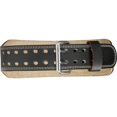 "Harbinger Leather Lifting Belt 4"" - Fitshop - 3"