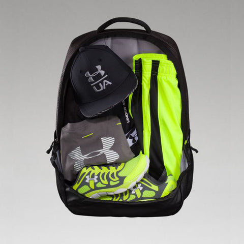 Under Armour Hustle Storm Backpack - Black - Fitshop - 2