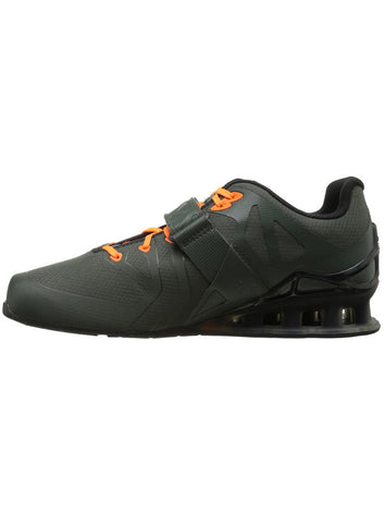 Inov-8 Men's Fastlift 335 - Thyme/Black/Orange - Fitshop - 2