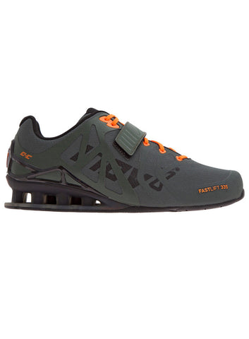 Inov-8 Men's Fastlift 335 - Thyme/Black/Orange - Fitshop - 1