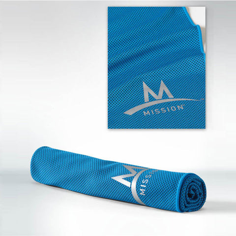 Mission AthleteCare - Cooling Mesh Towel XL - Fitshop - 3