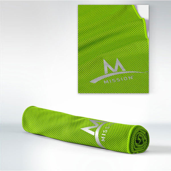 Mission AthleteCare - Cooling Mesh Towel XL - Fitshop - 2