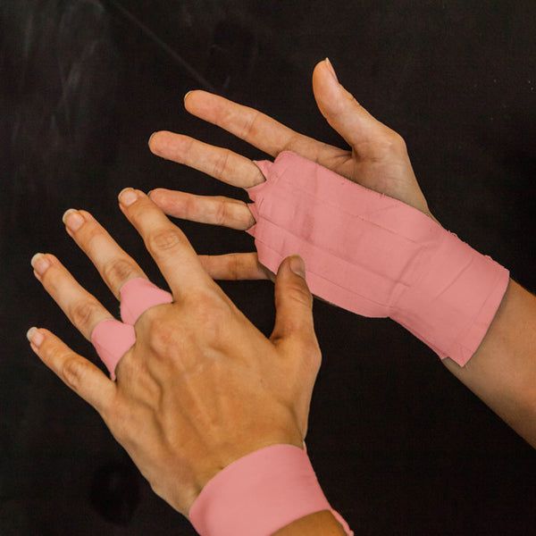 The Natural Grips - Pink - Fitshop - 1