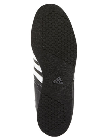 Adidas Men's PowerLift 2.0 Weightlifting Shoe - Core Black/Running White - Fitshop - 3