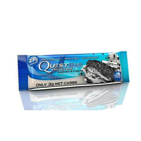 Quest Bar - Cookies and Cream 60g - Fitshop - 2