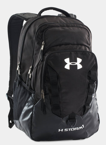 Under Armour Storm Recruit Backpack Bag - Black - Fitshop - 1