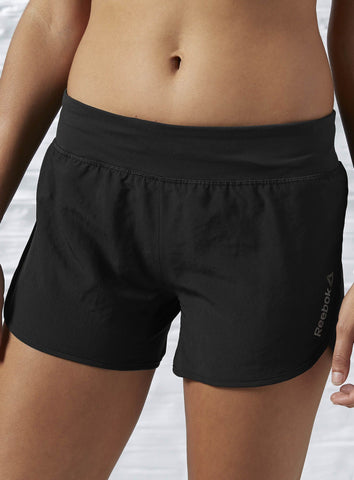 Reebok One Series 4-Inch Short - Black - Fitshop - 1