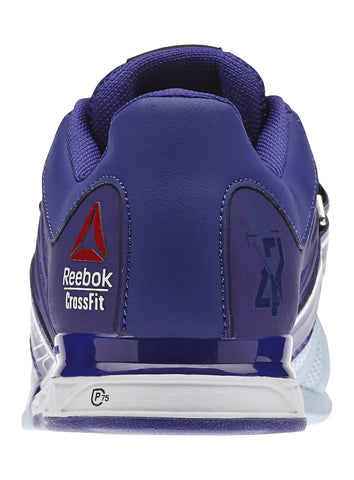 Reebok CrossFit Women's Lifter 2.0 - Night Beacon/Blue/White - Fitshop - 4