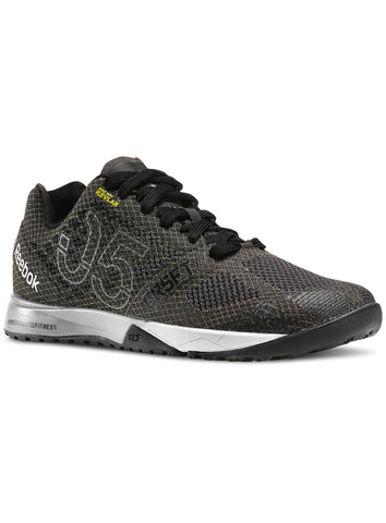 Reebok CrossFit Women's Nano 5.0 - Coal/Black/Grey - Fitshop - 1