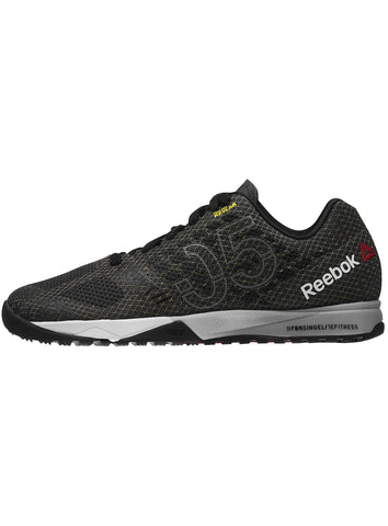 Reebok CrossFit Women's Nano 5.0 - Coal/Black/Grey - Fitshop - 2