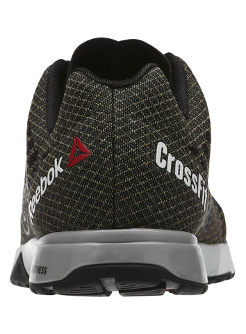 Reebok CrossFit Women's Nano 5.0 - Coal/Black/Grey - Fitshop - 4
