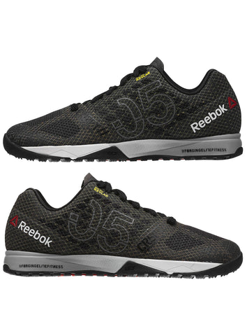 Reebok CrossFit Women's Nano 5.0 - Coal/Black/Grey - Fitshop - 7