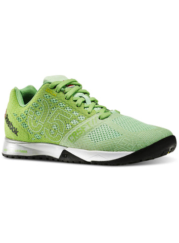 Reebok CrossFit Women's Nano 5.0 - Green/White/Grey - Fitshop