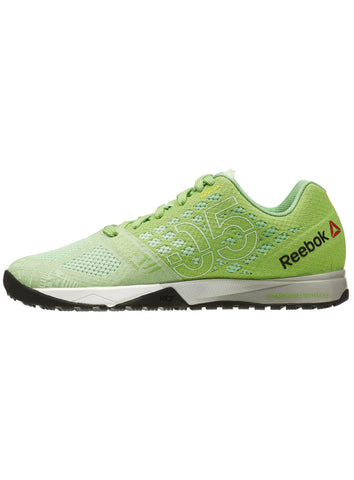 Reebok CrossFit Women's Nano 5.0 - Green/White/Grey - Fitshop - 2