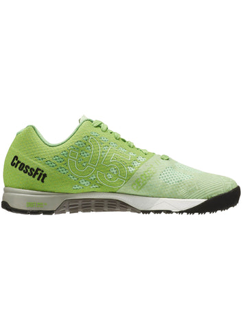 Reebok CrossFit Women's Nano 5.0 - Green/White/Grey - Fitshop - 3