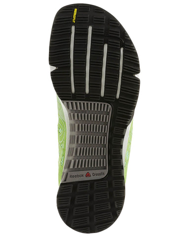 Reebok CrossFit Women's Nano 5.0 - Green/White/Grey - Fitshop - 5