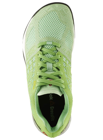 Reebok CrossFit Women's Nano 5.0 - Green/White/Grey - Fitshop - 6