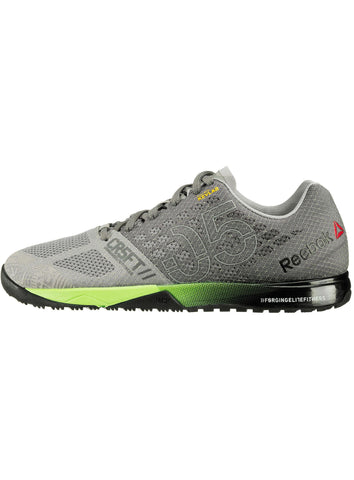 Reebok CrossFit Men's Nano 5.0 - Grey/Green/Black - Fitshop - 2
