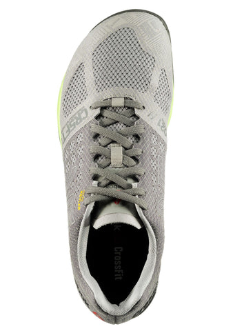 Reebok CrossFit Men's Nano 5.0 - Grey/Green/Black - Fitshop - 6
