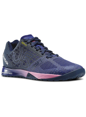 Reebok CrossFit Women's Nano 5.0 - Night Beacon/Navy/Pink - Fitshop - 1