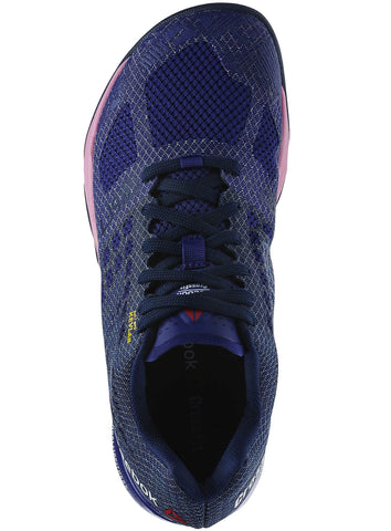 Reebok CrossFit Women's Nano 5.0 - Night Beacon/Navy/Pink - Fitshop - 6