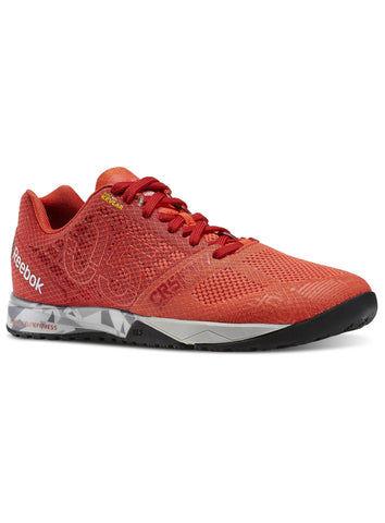 Reebok CrossFit Men's Nano 5.0 - Red/Red/Black - Fitshop - 1