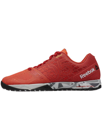 Reebok CrossFit Men's Nano 5.0 - Red/Red/Black - Fitshop - 2