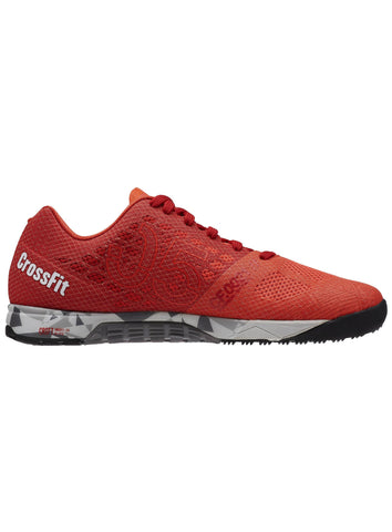 Reebok CrossFit Men's Nano 5.0 - Red/Red/Black - Fitshop - 3
