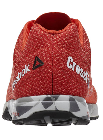 Reebok CrossFit Men's Nano 5.0 - Red/Red/Black - Fitshop - 4