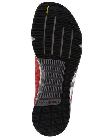 Reebok CrossFit Men's Nano 5.0 - Red/Red/Black - Fitshop - 5