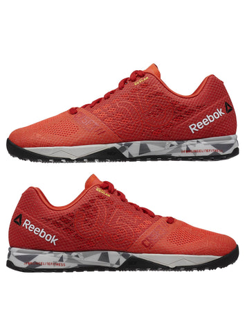 Reebok CrossFit Men's Nano 5.0 - Red/Red/Black - Fitshop - 7