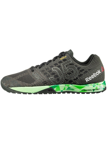 Reebok CrossFit Women's Nano 5.0 - Coal/Black/Green - Fitshop - 2