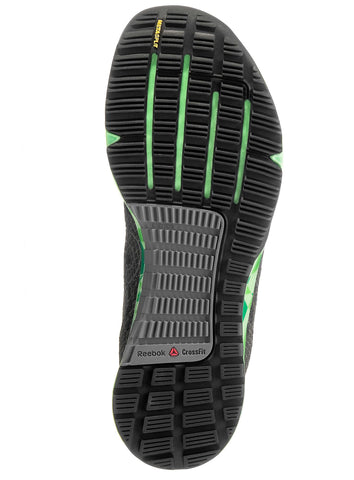 Reebok CrossFit Women's Nano 5.0 - Coal/Black/Green - Fitshop - 5