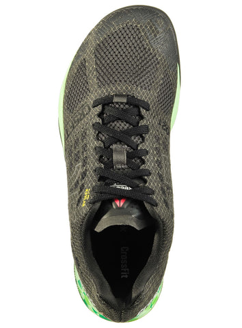 Reebok CrossFit Women's Nano 5.0 - Coal/Black/Green - Fitshop - 6