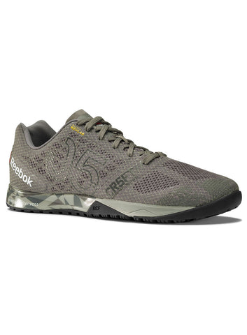 Reebok CrossFit Men's Nano 5.0 - Shark/Grey/Black - Fitshop - 1