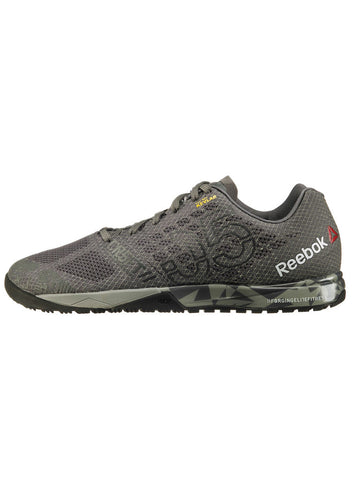 Reebok CrossFit Men's Nano 5.0 - Shark/Grey/Black - Fitshop - 2