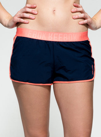 Reebok Workout Ready Short - Faux Indigo - Fitshop - 3