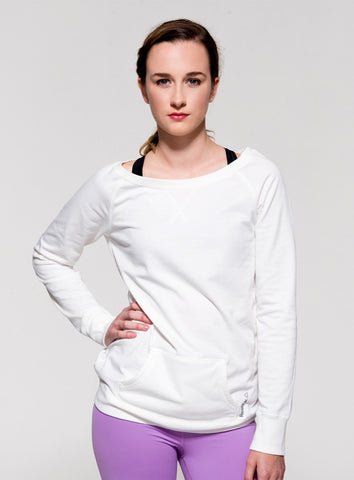 Reebok - Studio Favs Sweat Shirt - Fitshop - 1