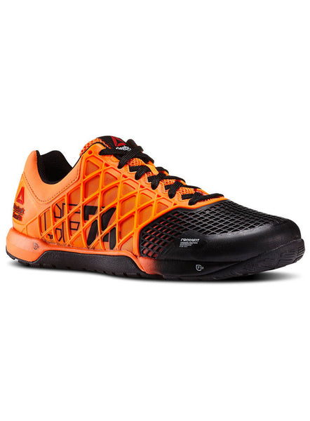 Reebok CrossFit Men's Nano 4.0 - Solar Orange/Black - Fitshop - 1