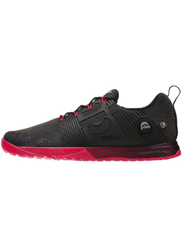 Reebok CrossFit Women's Nano Pump Fusion - Black/Cherry - Fitshop - 2