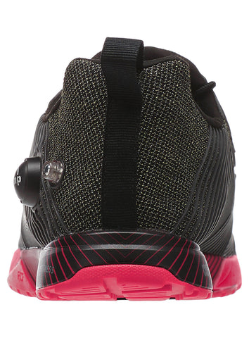 Reebok CrossFit Women's Nano Pump Fusion - Black/Cherry - Fitshop - 4
