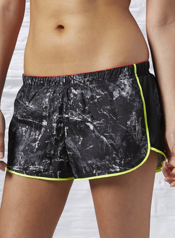 Reebok Performance Essential Short 5cm - Black - Fitshop - 1