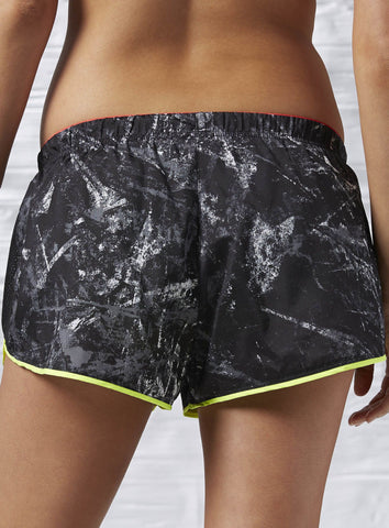 Reebok Performance Essential Short 5cm - Black - Fitshop - 2