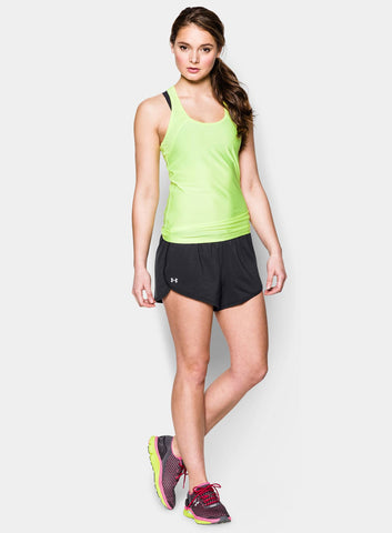 Under Armour Women's Alpha Mesh Relaxed Short - Black - Fitshop - 3
