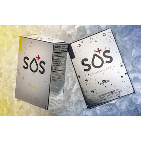 SOS Rehydration Drink - Berry - Fitshop - 3