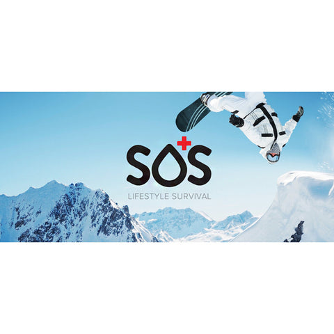 SOS Rehydration Drink - Berry - Fitshop - 2